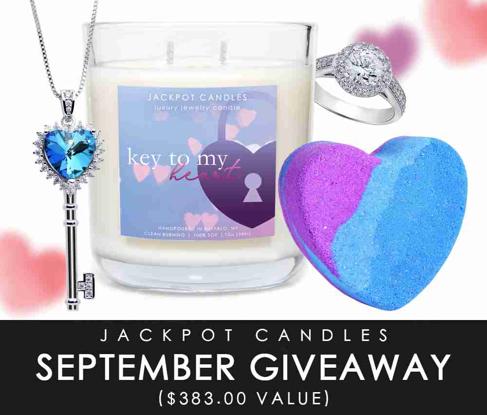 Jackpot Candles Monthly Club