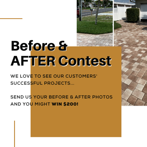 Before & After Contest