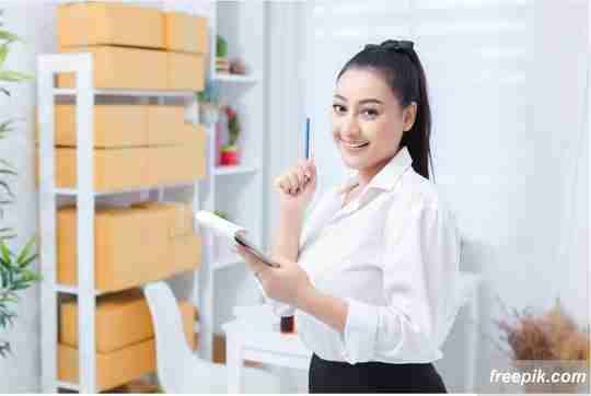 penjualan, woman career