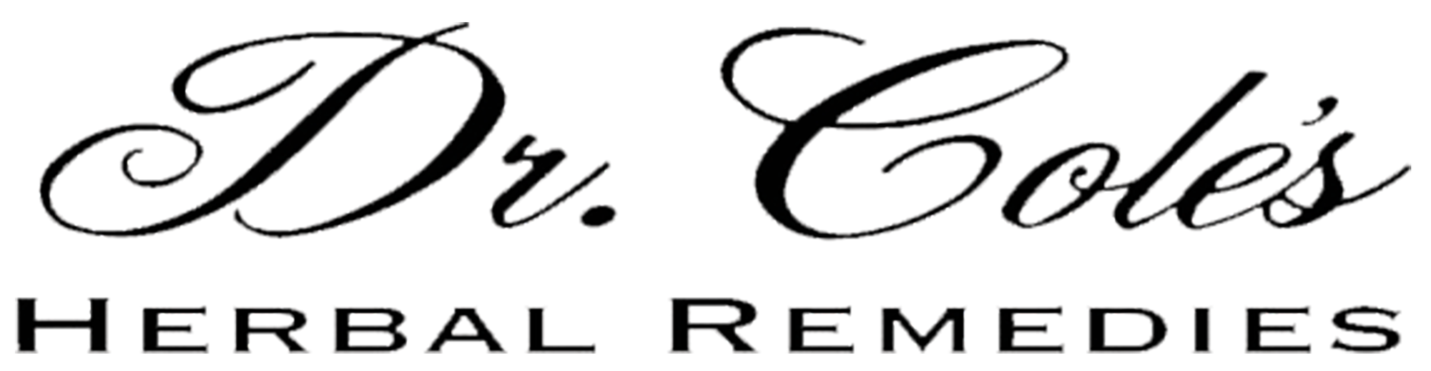 Dr. Cole's Herbal Remedies logo