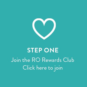 Step One - Join RO Rewards