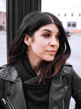 The Rachel Cross Earrings