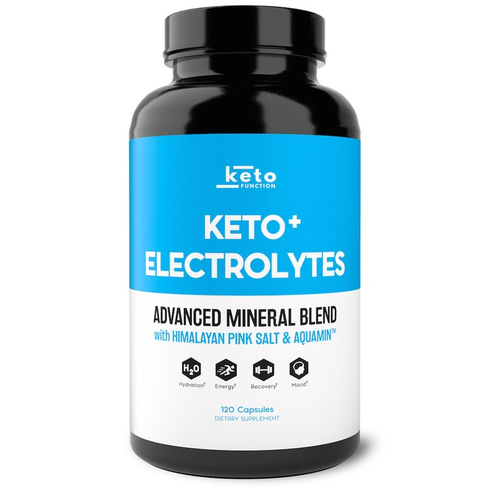 best keto electrolytes sodium potassium aquamin calcium magnesium supplement