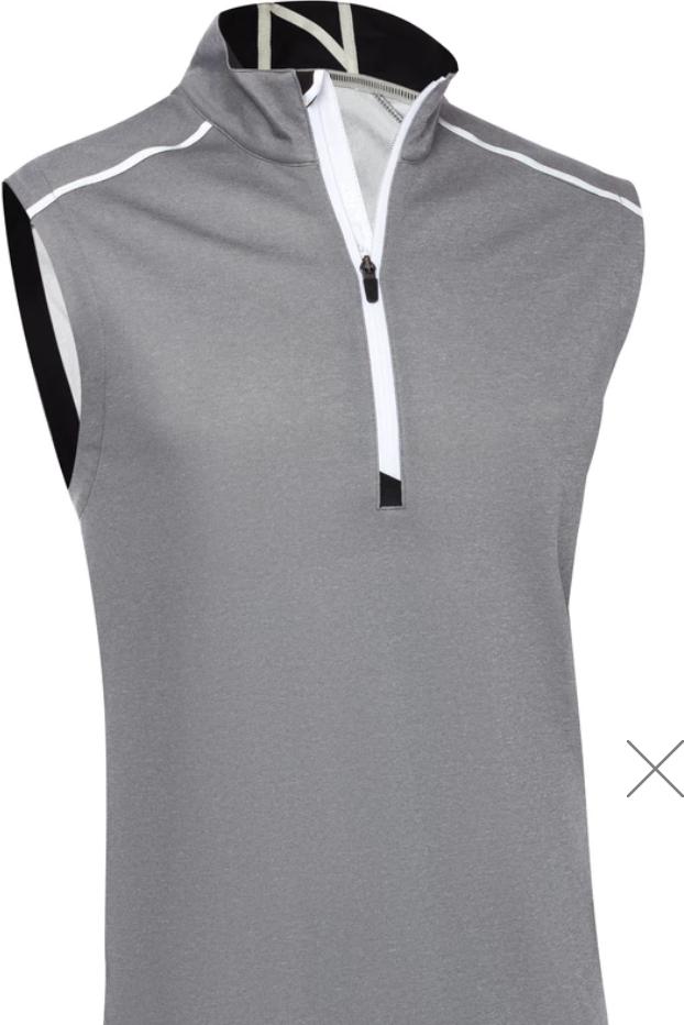 Zero Restriction Vest - Z425 1/4 Zip