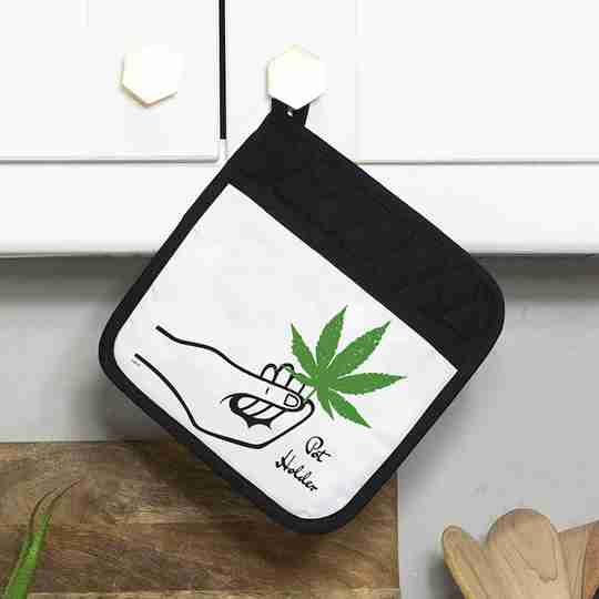 Pun Intended Potholders | Twisted Wares®