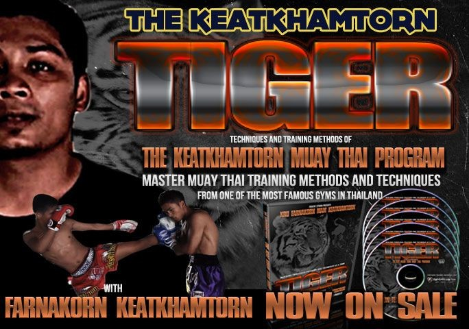 Keatkhamtorn Muay Thai Training Program