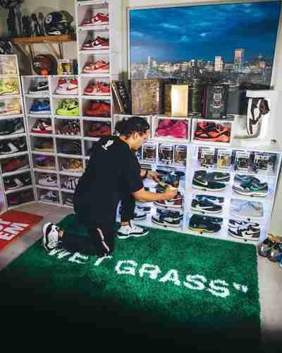 DJ Sneakerhead - Content Creator & Real Estate Investor