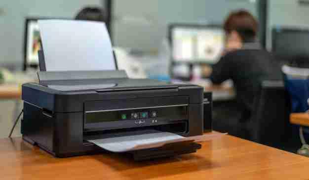 printer rusak