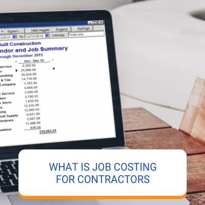 What Is Job Costing For Construction Contractors?