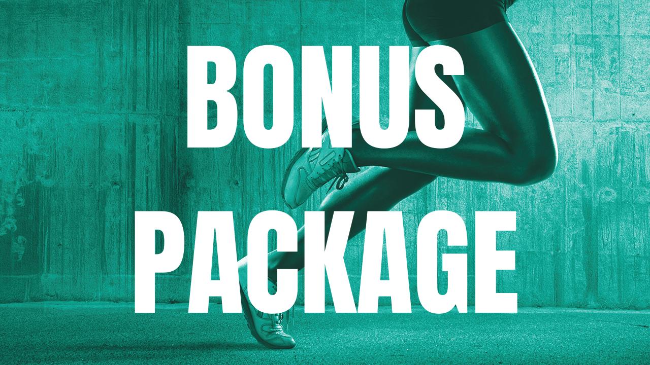 Financial Footwork Bonus Packages
