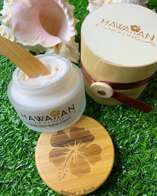 Hawaiian Healing Skin Care Revitalizing Cream
