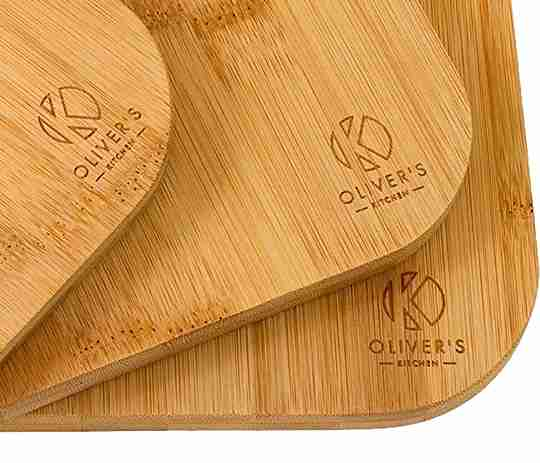 Welcome to Oliver's Kitchenware. Offering a range of Kitchenware from chopping boards to salt & pepper mills