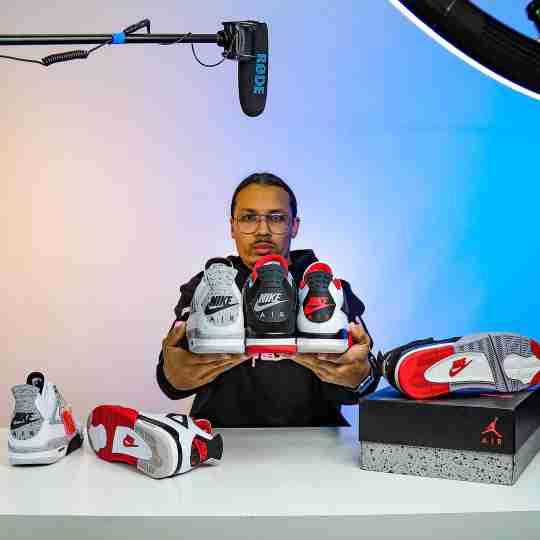 Sneakerhead Spotlight: DJ Sneakerhead, Content Creator and Real Estate Investor
