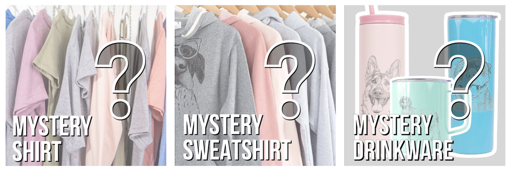 Mystery Box - 40% with code SPRINGCLEAN at checkout