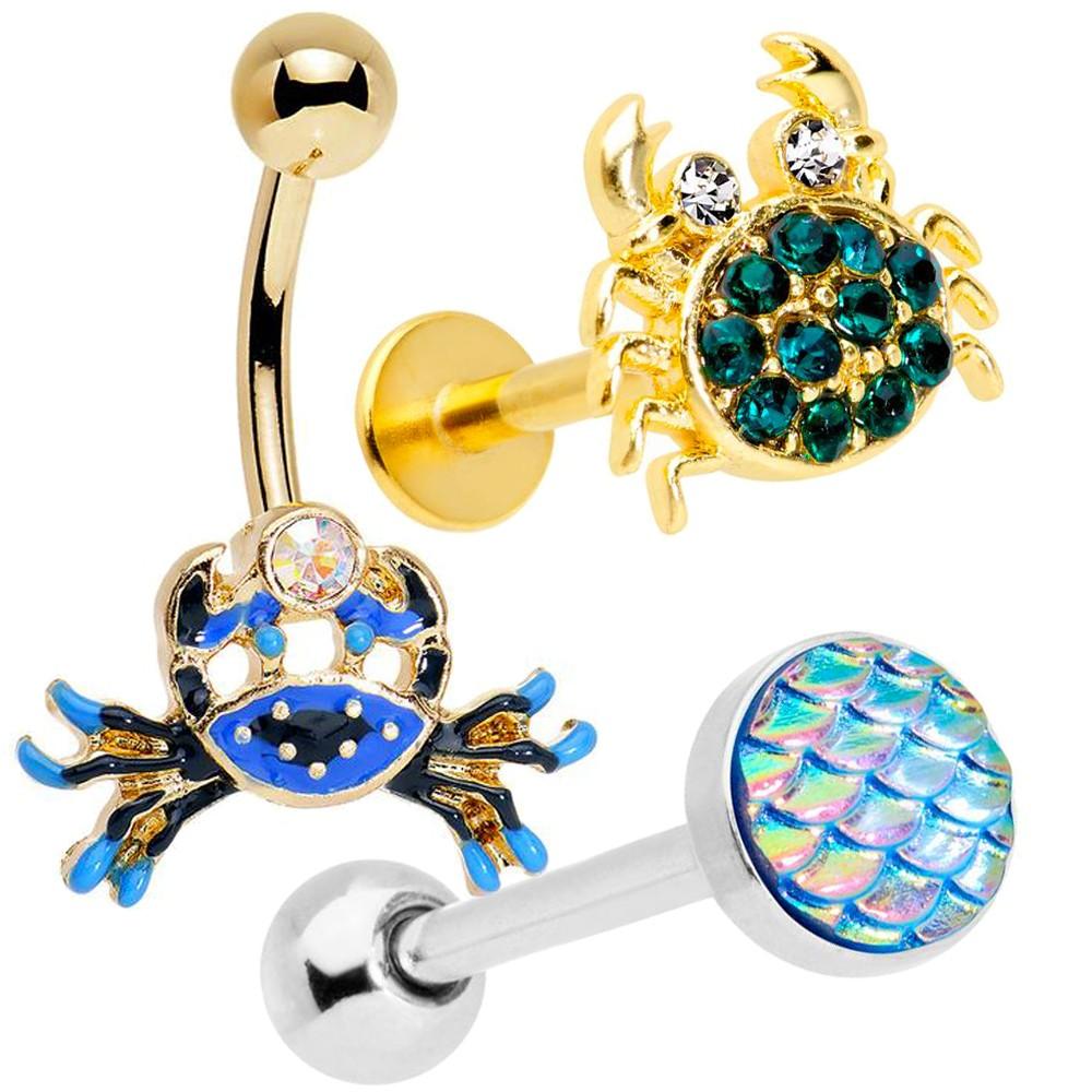 Mermaid Jewelry