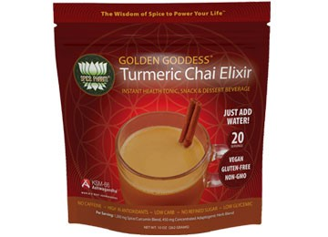 Multi-Award Winning Golden Goddess Chai Elixirs