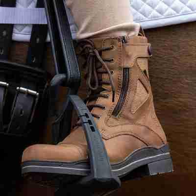 Kentucky Storm Waterproof Jodhpur boots
