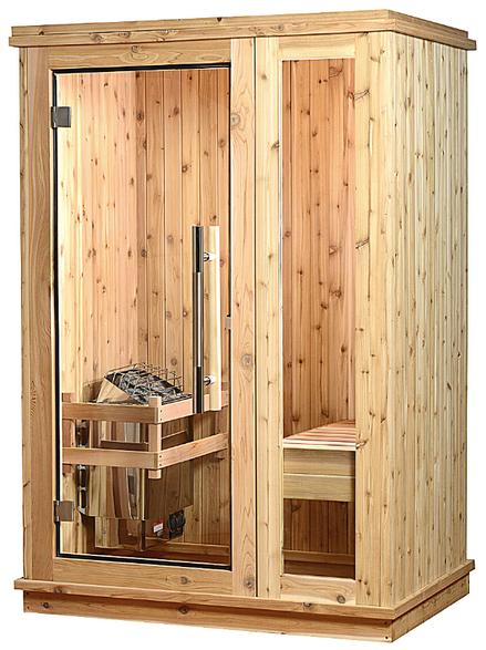 Almost Heaven Denali 6 Person Indoor Sauna