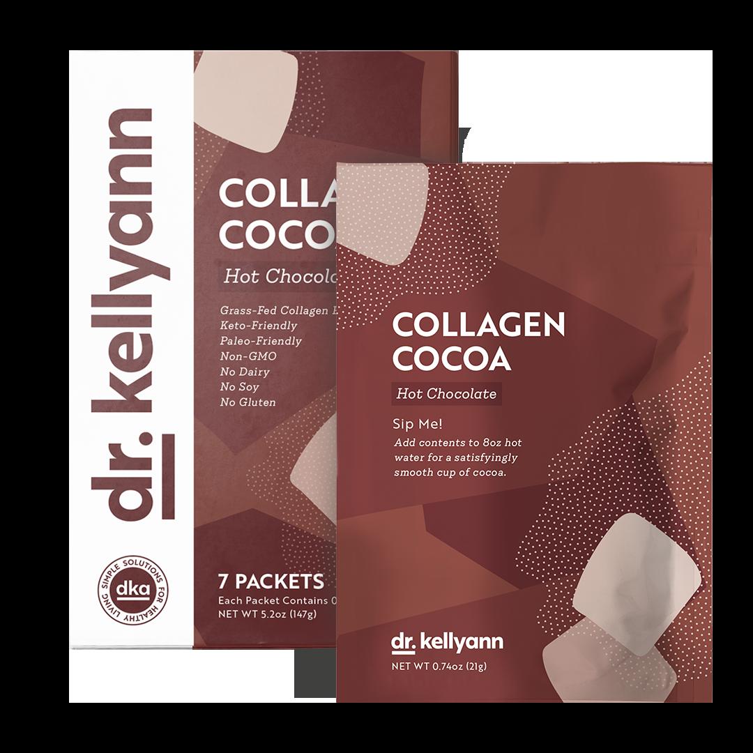 Dr. Kellyann Collagen Cocoa