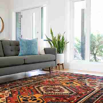 Persian Rug Cleaning and Repairs