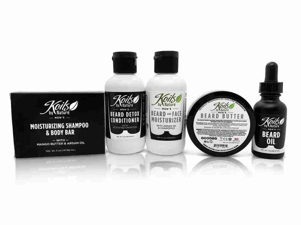 Ultimate Beard Kit