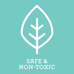 Safe & Non-Toxic