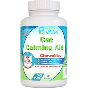 Calming Aid Chewables for Cats