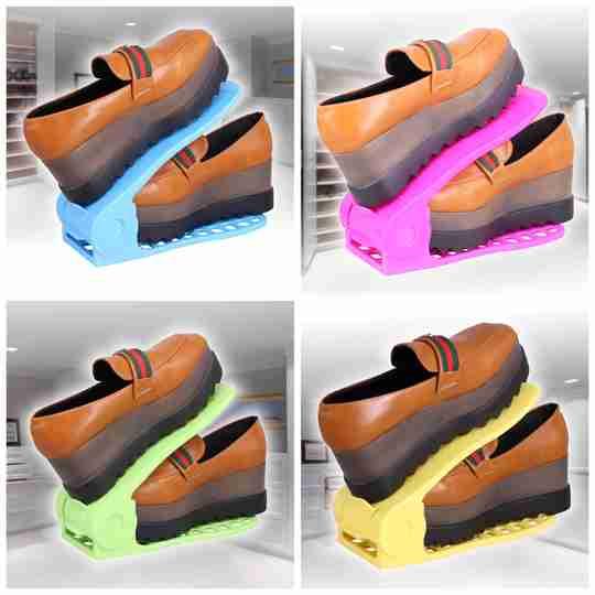rak sepatu, shoes organizer