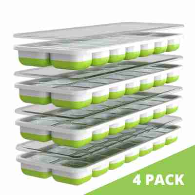 4X Ice Cube Trays
