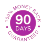 SilkTouch 90 Day money back guarantee