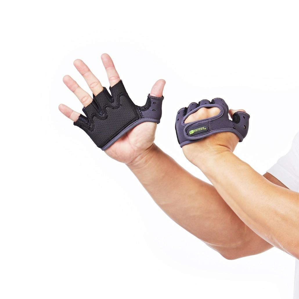 SENTEQ Anti-Slip Workout Gloves (SQ1-H045)