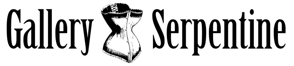 Gallery Serpentine Corset Makers logo Melbourne Australia