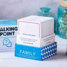 Family Edition: Talking Point Cards