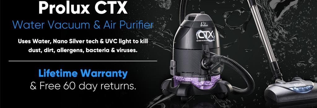 Prolux CTX Waer Vacuum and Air Purifier