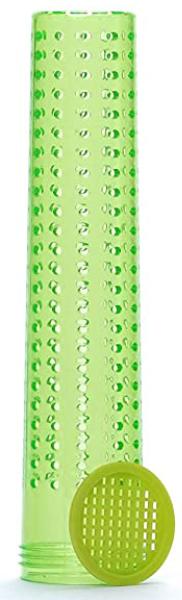 Infuser Water Bottle 25oz - Lime Green - Infuser Basket