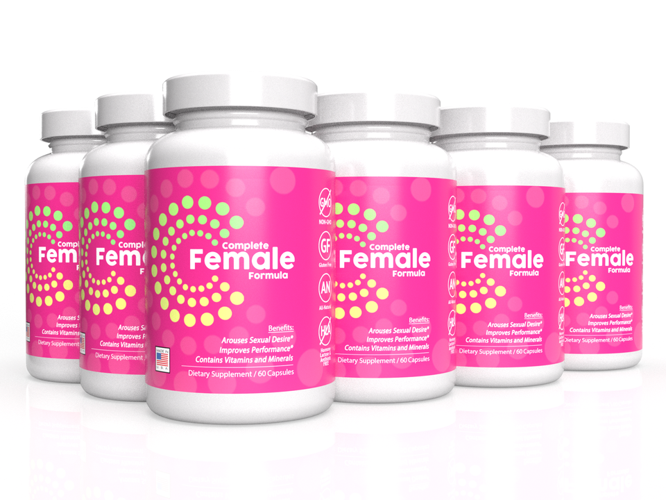 6-Pack: Complete Female