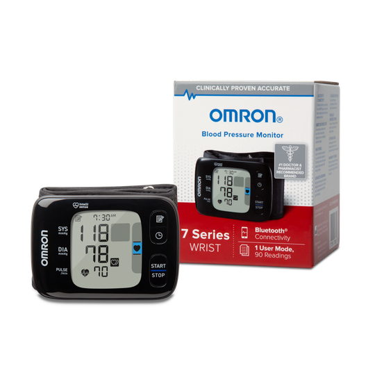 Omron Blood Pressure Machines