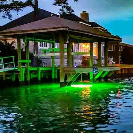Underwater Dock Light Collection