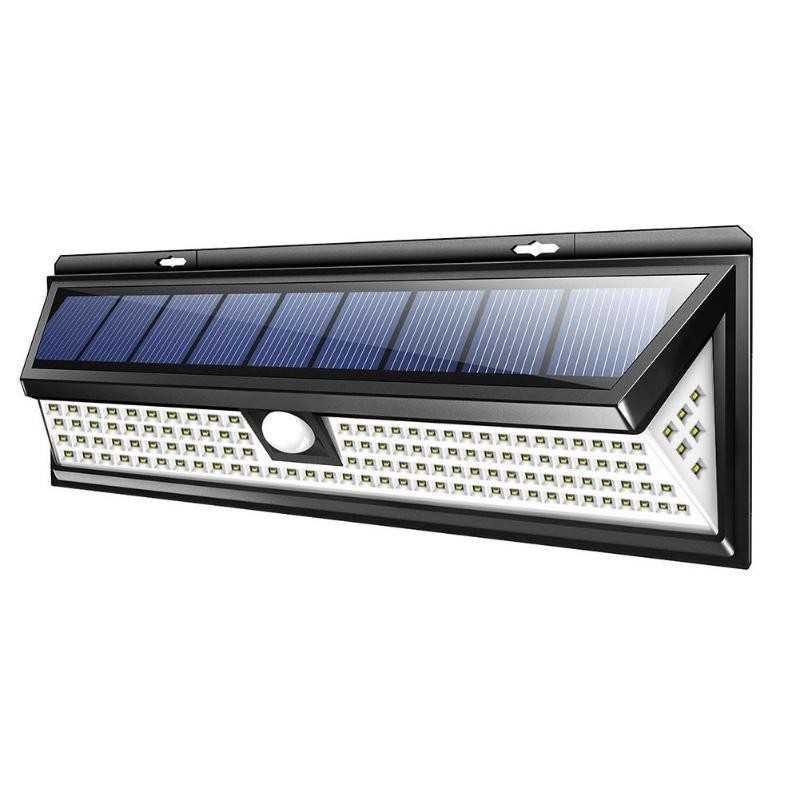118 LED Solar Light 1000 Lumens