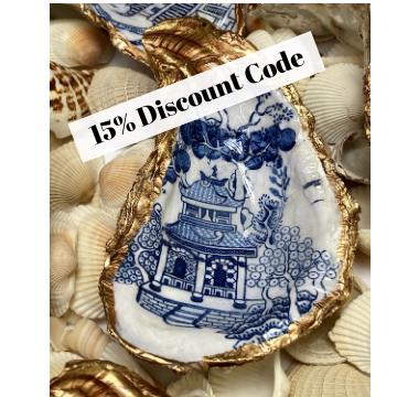 15 % Discount code