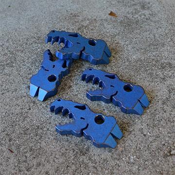 Blue mini beast