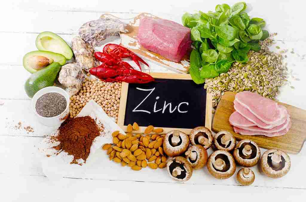 zinc testosterone booster vitamin