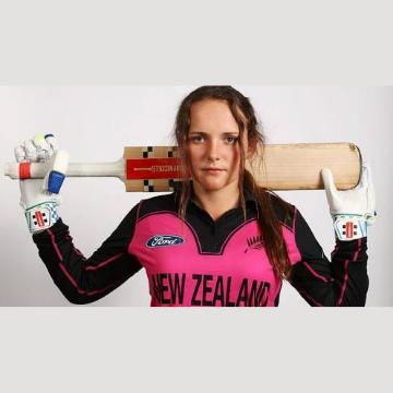 Amelia top cricketer uses Massage Guns NZ