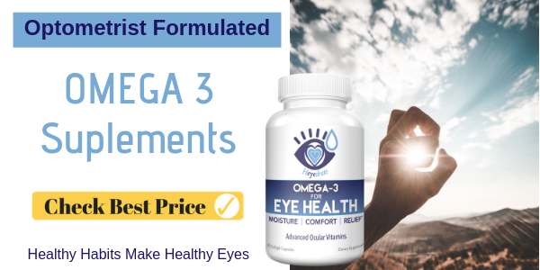 Heyedrate Omega 3 Supplements