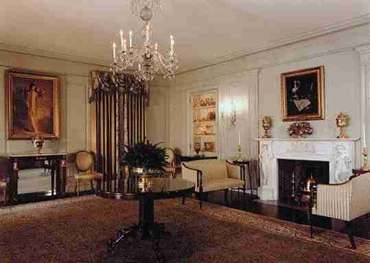 vermeil room white house grande