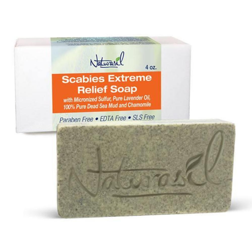 Scabies Extreme Treatment Soap - 4 oz. bar