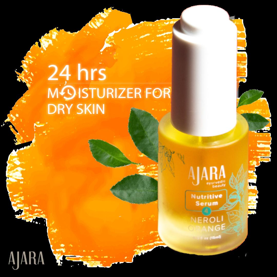 Sauranti Nutritive Serum - Moisturizer for Dry Skin