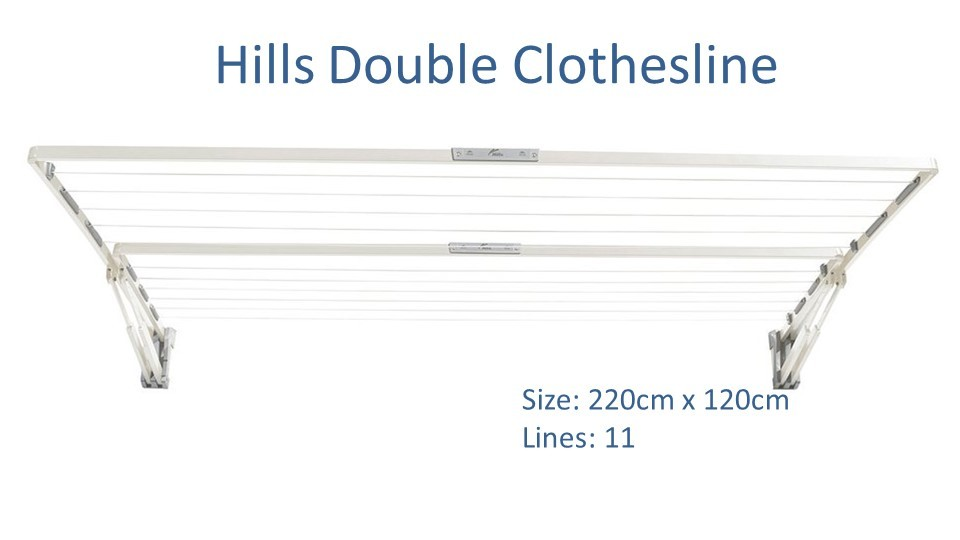 hills double 220cm wide dimensions