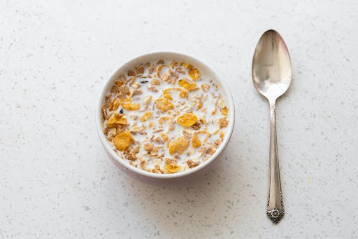 minerals in food cereal grains