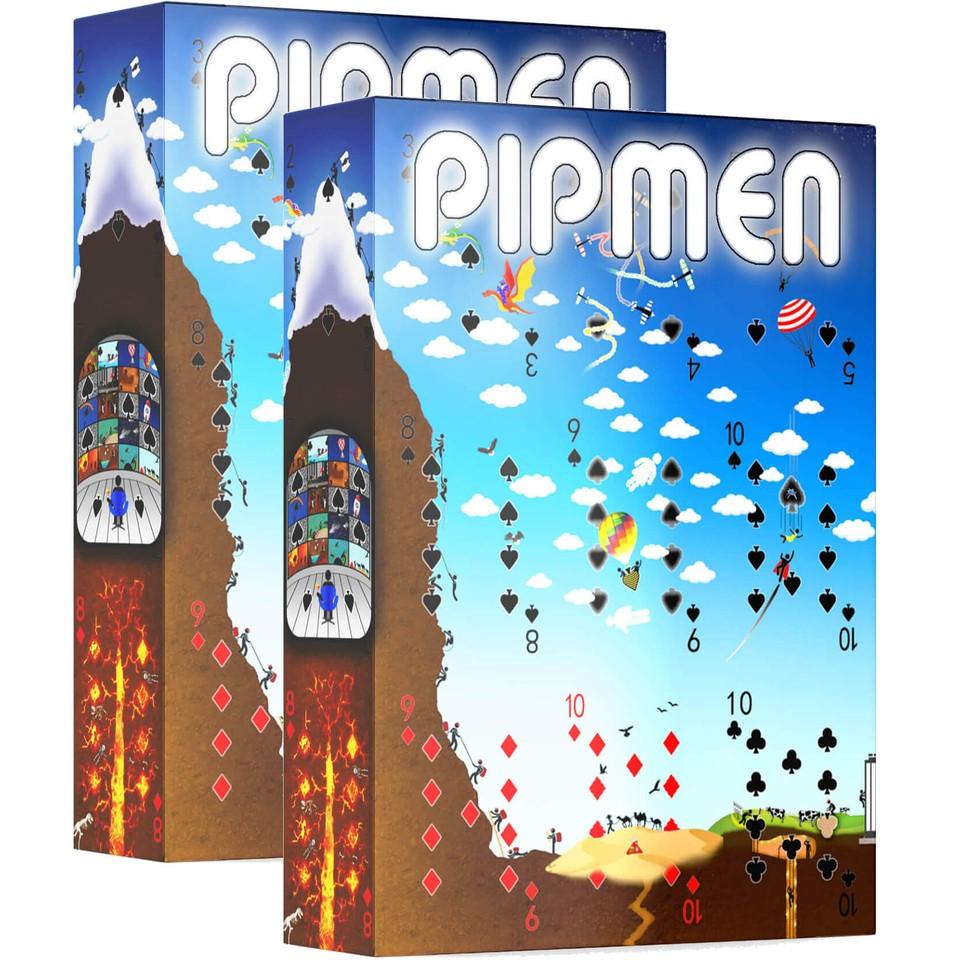Pipmen: World